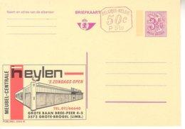 Publibel Neuf 2553 PO10 - Stamped Stationery