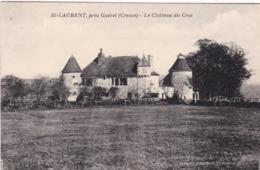 23 / ST LAURENT / LE CHATEAU DU CROS - Other Municipalities