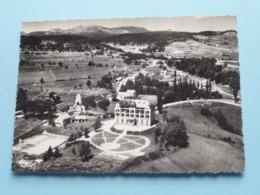 """MONT-LOUIS-sur-TÊT Vue Sur La Maison De Santé Médicale """" Les Sorbiers """" ( CIM - 323-60 A ) Anno 1960 ( Voir Photo ) ! - France"""