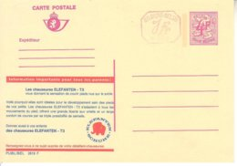 Publibel Neuf 2619 PO17 - Postwaardestukken