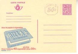 Publibel Neuf 2773 + 50c - Stamped Stationery