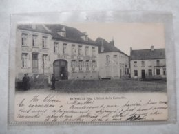 Cpa Bonsecours Hotel De La Cornette Voyagée 1902 Peruwelz Et Revin Au Dos Voir Photos - Andere