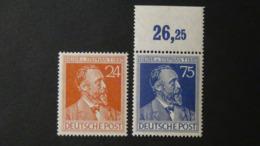 Germany - Allied Occupation - 1947 - Mi:DE-TZ 963-4, Sn:DE 578-9, Yt:DE-TZ 53-4**MNH - Look Scan - Zone AAS