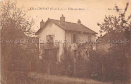 Chaudenay Animee Villa Des Roses Chagny - France