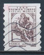France - 150 Ans Du Timbre Fiscal YT A507 Obl. Ondulations - France
