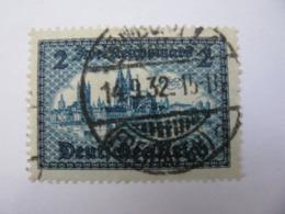 Deutsches Reich  440  O - Gebraucht