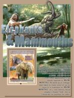 Guinea 2008 MNH - FAUNA- Mammoths, Loxodonta Africana. YT 869, Mi 5532/BL1518 - Guinea (1958-...)