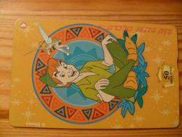 Phonecard Israel - Disney - Israël