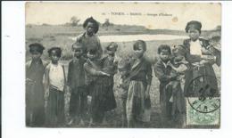 Tonkin Hanoi  Groupe D'Enfants - Postcards