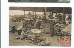 Tonkin Hanoi  Congais Au Grand Marché - Postcards