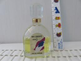 Flacon Ancien Jean Pat Ma Liberté - Bottles (empty)