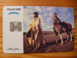Phonecard Argentina - Horse - Argentine