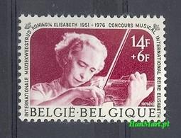 Belgium 1976 Mi 1856 MNH ( ZE3 BLG1856 ) - Music