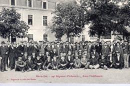 BAR LE DUC  -  94e Régiment D' Infanterie  -  Avant L' Habillement  -  Très Belle Animation  -  Rare - Bar Le Duc