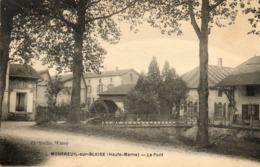 - MONTREUIL Sur BLAISE - Le Pont  -20404- - France