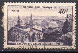 FRANCE N° 916 O Y&T 1951 Pic Du Midi De Bigorre - France