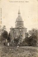 - VILLE En BLAISOIS -  L'Eglise  (animée)  -20406- - Autres Communes