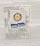 Jamaica 2005 Centenary Rotary And Pope John Paul; II   MNH - Jamaica (1962-...)
