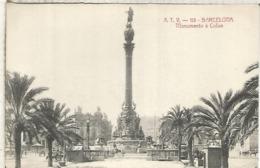 BARCELONA COLON SIN ESCRIBIR - Barcelona