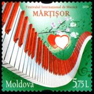 "2019Moldova 1087International Music Festival ""Marțișor"" - Music"