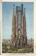 BARCELONA SAGRADA FAMILIA SIN ESCRIBIR - Barcelona