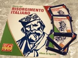 Risorgimento Italiano//ALBUM Vuoto+50 Bustine Con Figurine Panini, Del 2011 Lot N 1 - Panini