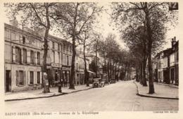 - St DIZIER - Avenue De La République   -20409- - Saint Dizier