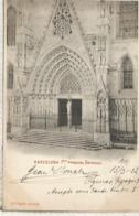 BARCELONA CATEDRAL DORSO SIN DIVIDIR - Barcelona