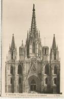 BARCELONA CATEDRAL SIN ESCRIBIR - Barcelona