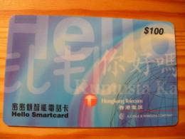 Phonecard Hong Kong Chip - Hongkong