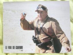 12 Photos Du Film Le Fou De Guerre (1985) – Coluche - Albums & Collections