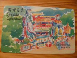 Phonecard Hong Kong - Hongkong