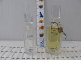 2 Flacon Ancien Scherrer - Bottles (empty)