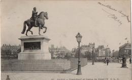 CP 75 Paris Pont Neuf Statue Henri IV 35 CLC - France