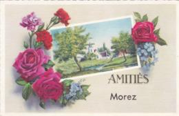 Morez - Amitiés - Fleurs - Morez