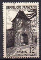 FRANCE N° 921 O Y&T 1952 Porte De France à Vancouleurs - France