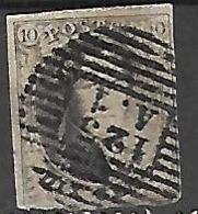 OCB Nr ?? King Roi Koning Leopold  - Centrale Stempel 123 A 1 - Belgium
