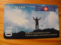 Prepaid Phonecard Canada - Canada