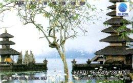 *INDONESIA* -  Scheda Usata - Indonesië