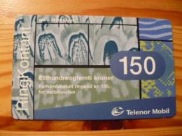 Prepaid Phonecard Norway - Norwegen