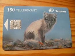 Phonecard Norway - Norwegen