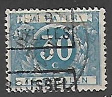 OCB Nr TX15 - Centrale Bruxelles - Brussel - Briefmarken
