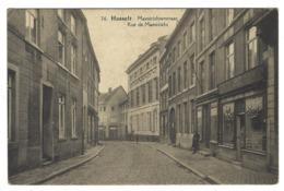 Z01 - Hasselt - Maestrichterstraat / Rue De Maestricht - Hasselt