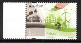 Europa CEPT 2016 Poland Polska MNH - Europa-CEPT
