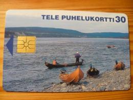 Phonecard Finland - Finland