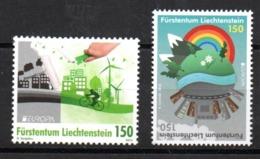 Europa CEPT 2016 Liechtenstein MNH - Europa-CEPT