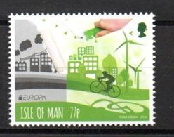 Europa CEPT 2016 Isle Of Man MNH - Europa-CEPT