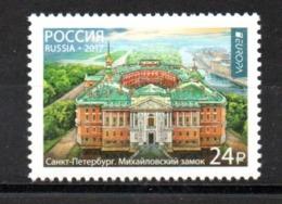 Europa CEPT 2017 Russia MNH - 2017
