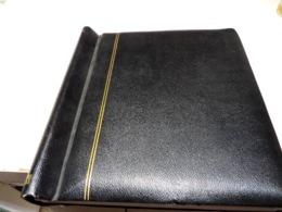 VATIKAN  1852 Bis 1991  LEUCHTTURM Und KRÜGER  FALZLOS - VORDRUCKSEITEN  Im. BINDER Ohne MARKEN - Albums & Bindwerk