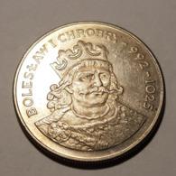 50 Zł Bolesław I Chrobry 992-1025 1980 - Pologne